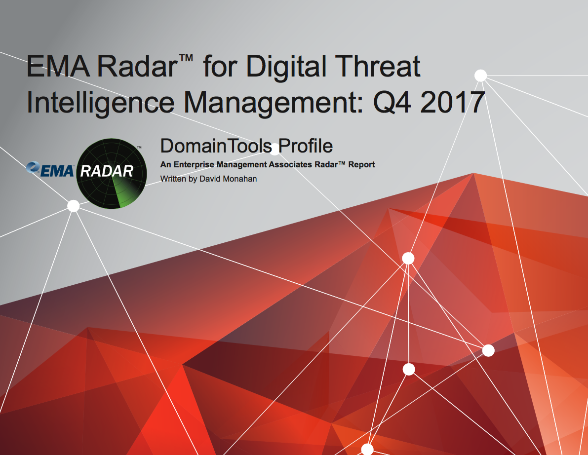 Digital Threat Intelligence Management | EMA Radar Report